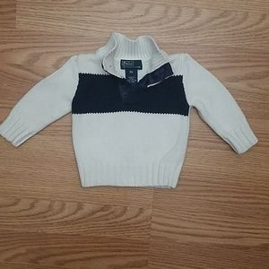 POLO by Ralph Lauren Knit Sweater Baby Infant  9M